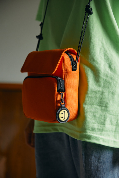 SACOCHE BAG ORANGE