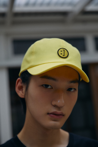 SM:]E BALLCAP YELLOW